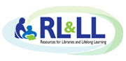 Resource for Libraries and Lifelong Learning Logo