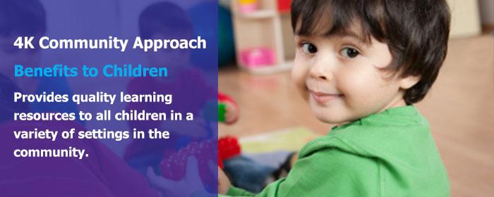 4KCA Slideshow - Benefits for Children