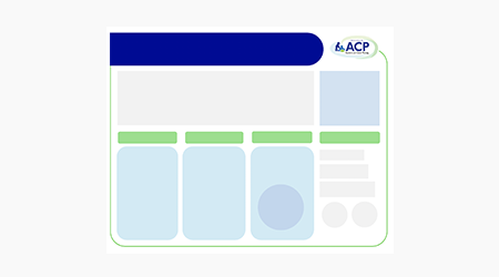Picture of ACP Connection flyer