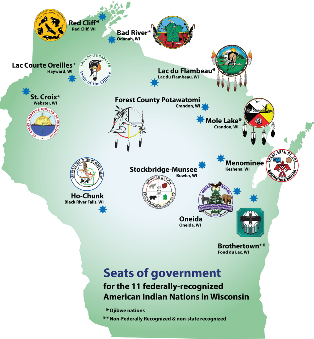 Tribal Nations of Wisconsin | Wisconsin Department of Public ... on nevada in usa map, native american tribes map, tribes of america map, killer bees in usa map, indian nations of north america, religious groups in usa map, indian tribe territory map, isis in usa map, national parks in usa map, volcanoes in usa map, american indian map, lakota indian tribe map, indian tribal maps, mosques in usa map, gold mines in usa map, scorpions in usa map, lakes in usa map, walmart stores in usa map, army bases in usa map, north american tribes map,