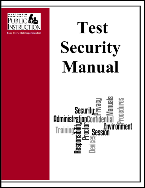 test security manual cover image