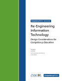 Re-engineering Information Technology Design Considerations for Competency Education