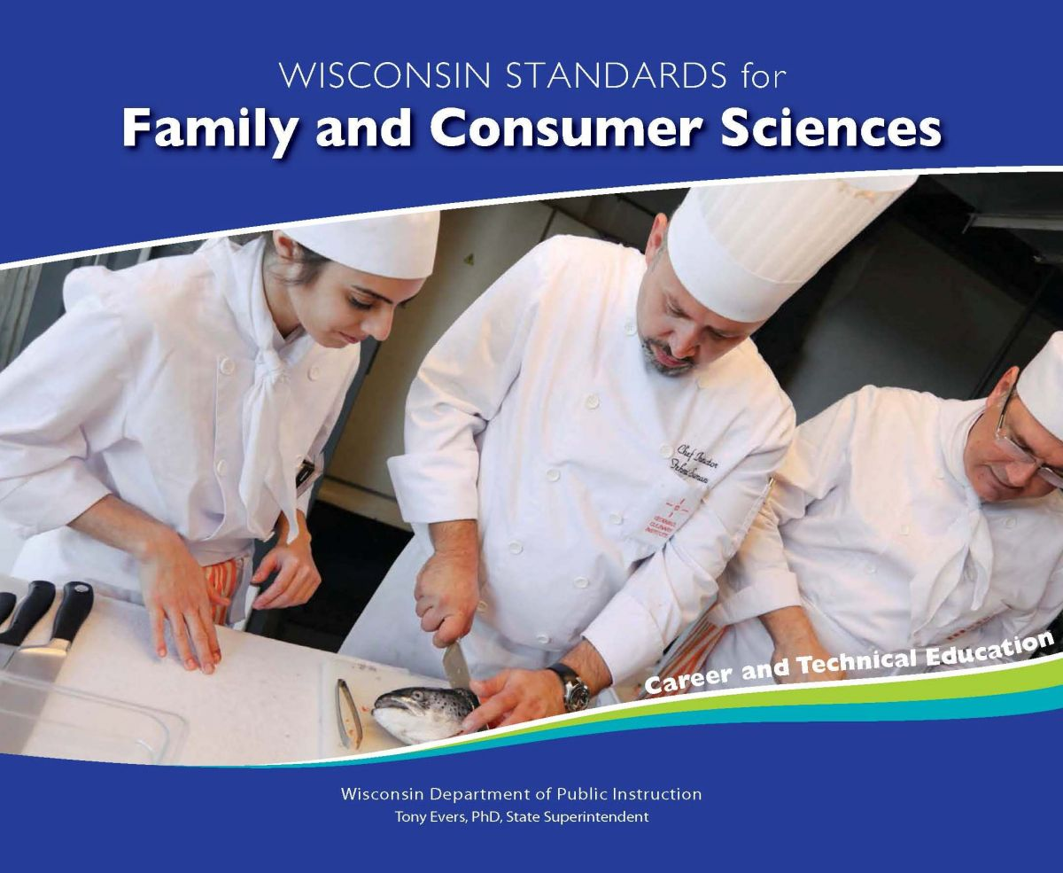 Wisconsin standards for family and consumer science cover