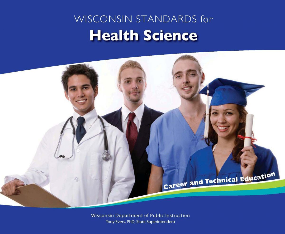 Wisconsin standards for health science