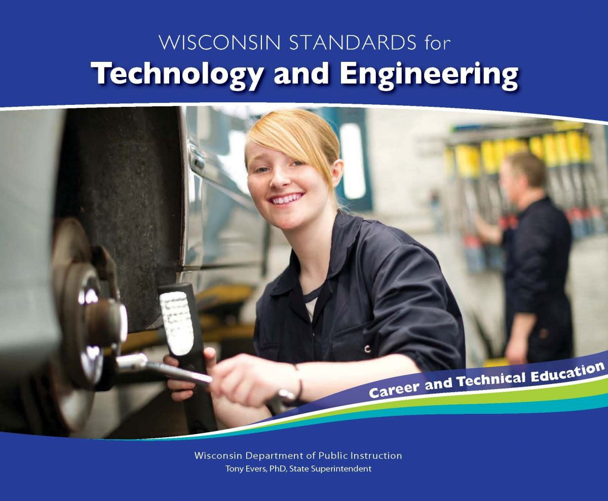 Wisconsin standards for technology and engineering cover