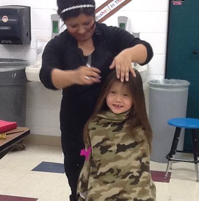 Community Engagement Through Haircuts Wisconsin Department Of