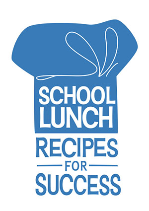 School Lunch: Recipes for Success Logo