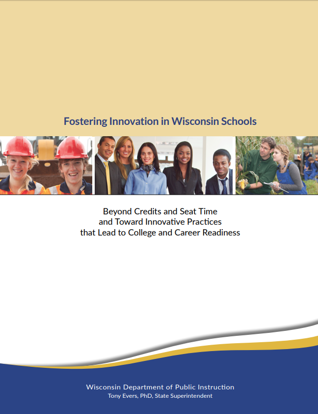 Cover of Fostering Innovation Document