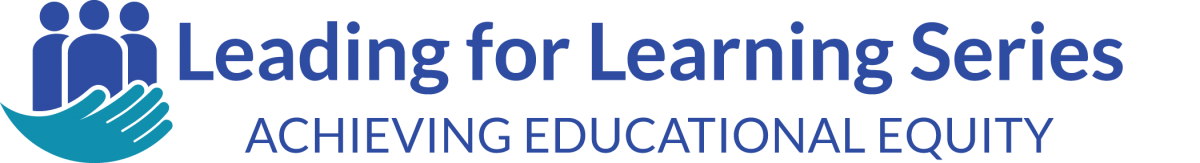 Leading for Learning Series logo