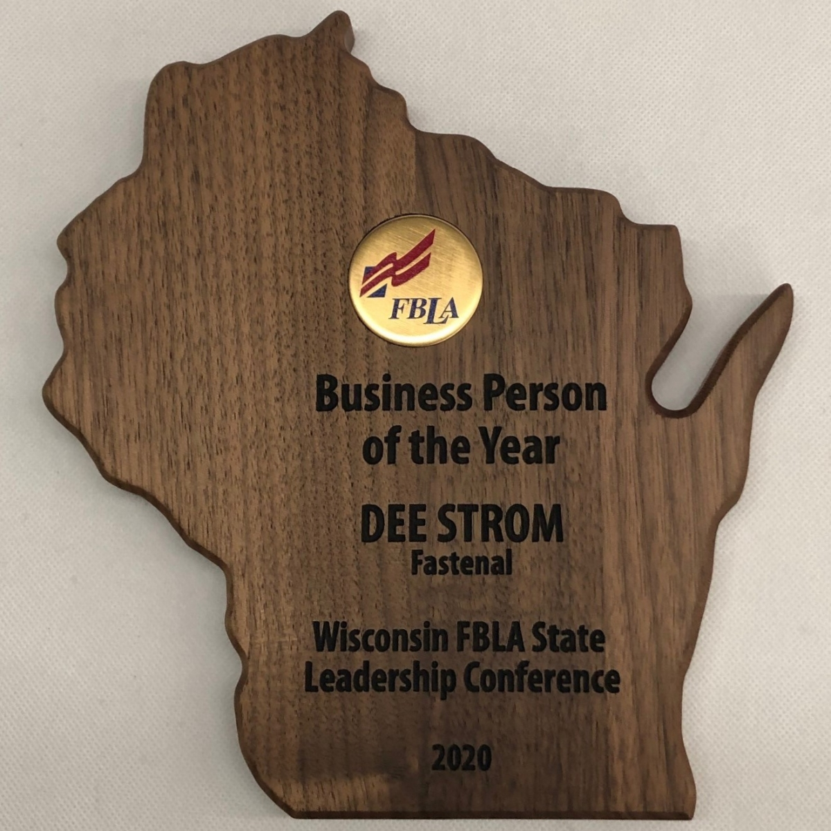 Business Person of the Year - Dee Strom Fastenall