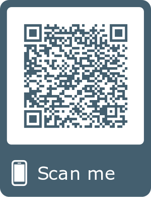 QR Code to subscribe to the e-Bulletin