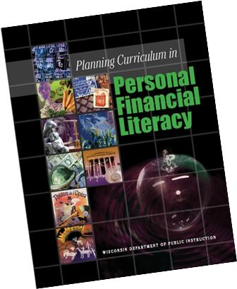 cover page for planning curriculum in personal financial literacy