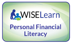 wiselearn personal financial literacy icon
