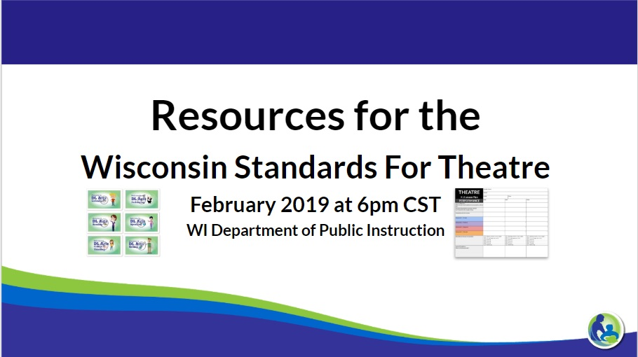 Resources for WI Standards for Theatre