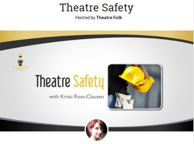 Theatre Safety Podcast 2015