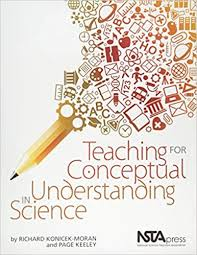 Conceptual Understanding in Science-Cover