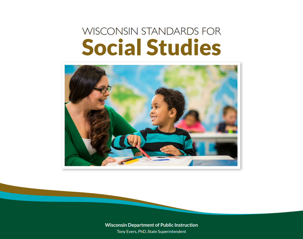 WI Standards for Social Studies Cover