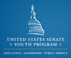 Image result for us senate youth program