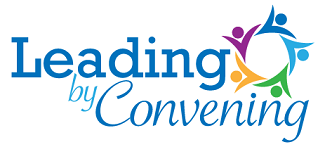 leading by convening logo