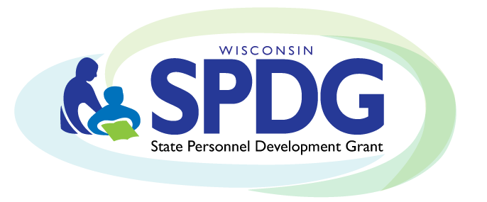 State personnel development grant logo