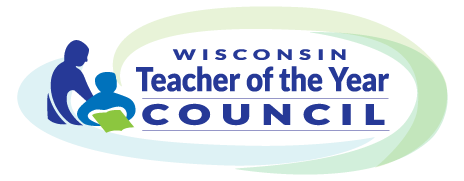 Teacher of Year Council logo
