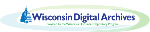 Wisconsin Digital Archives logo