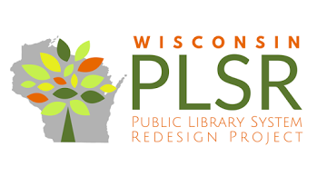 Public Library System Redesign Logo