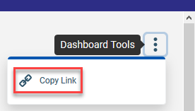 Dashboard tools