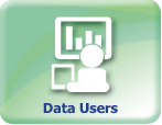 data users button
