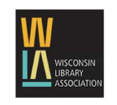 WI Library Association Logo