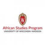 "UW Madison shield over ""African Studies Program University of Wisconsin-Madison"""