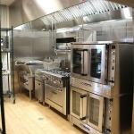 amery high school kitchen classroom makeover