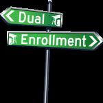 dual enrollment logo