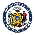 governor's council on financial literacy seal