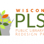 Wisconsin Public Library System Redesign Logo
