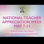 teacher appreciation button
