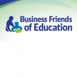 business friends of education logo