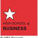 High School of Business Logo