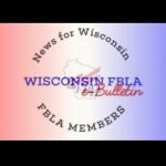 WI FBLA e-Bulletin Logo